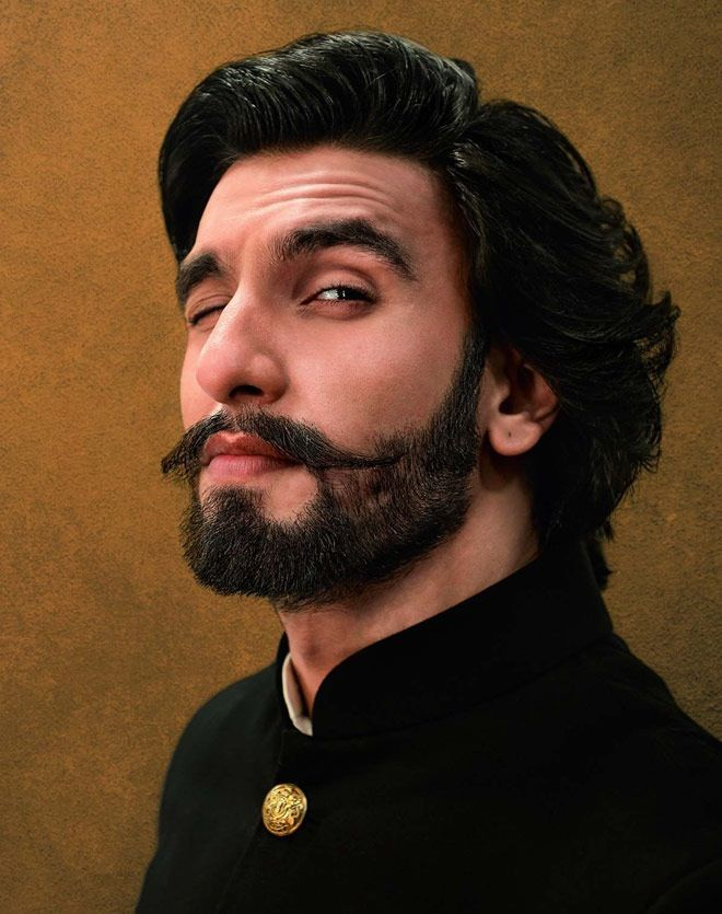more bearded goodness ranveer singh