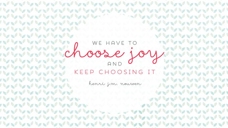 Awesome Mint Pattern Pink Choose Joy Quote Desktop Wallpaper Background Wallpaper .