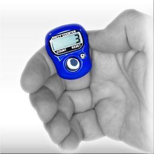 Mengenzaehler-Stueckzaehler-Handzaehler-Besucherzaehler-Klicker-Tally-Counter-Finger