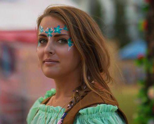 Lady Camille at the Gold Coast Renaissance Faire