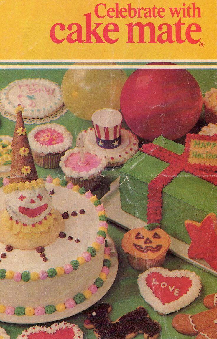 44 Best 1960s Vintage Birthday Images On Pinterest Retro Food