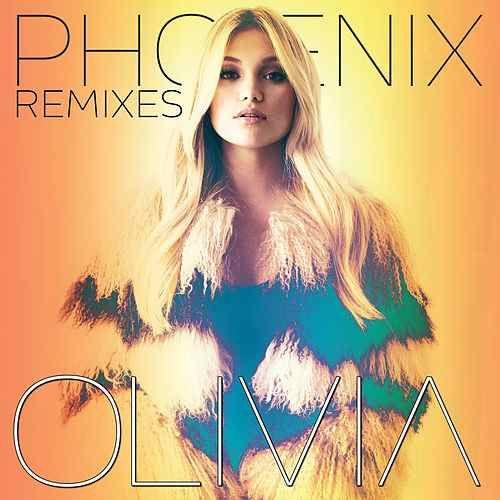 Olivia Holt: Phoenix (The remixes) (CD Single) - 2016.