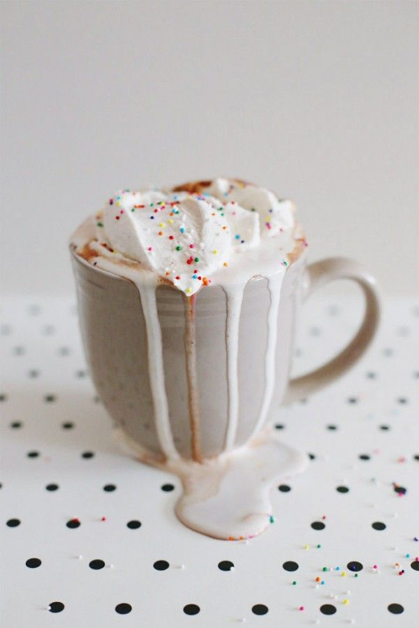 #Recipe: Nutella Hot #Chocolate