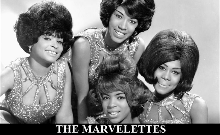 The Marvelettes Ill Keep Holding On No Time For Tears