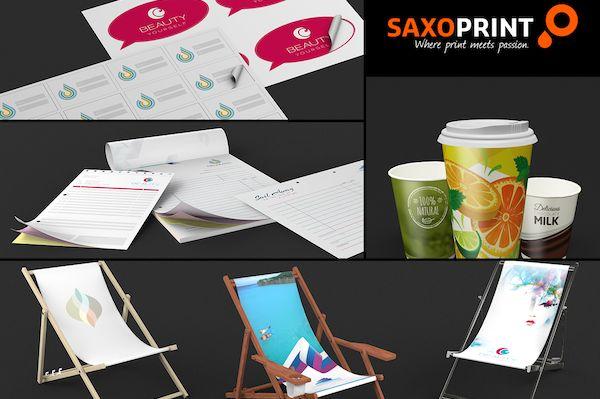 De nouveaux produits innovants chez Saxoprint