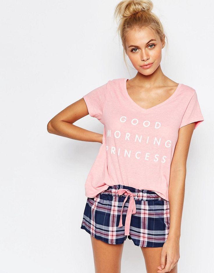 Image 1 of Undiz FRAISHIZ Vegiz Pyjama Top
