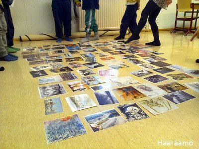 Kuva-analyysi, joka vaikuttaa toimivan kaiken ikäisillä oppilailla http://www.haaraamo.fi