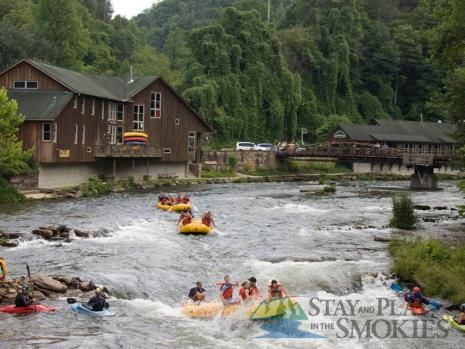 Nantahala Outdoor Center - Bryson City, NC