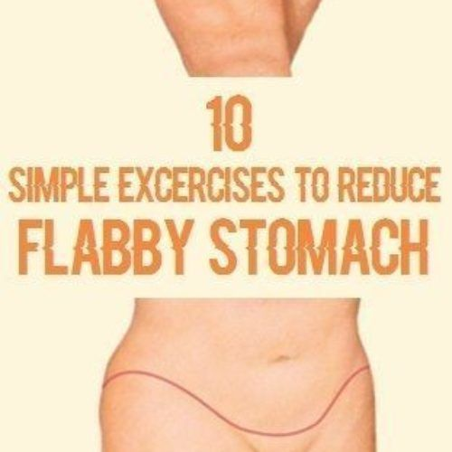 8 Effective Skin Tightening Exercises To Lose Flabby Stomach #Over30SkinCareRout…