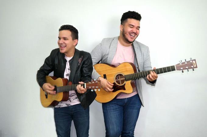 Omar y León Yamil hoy en Casa de Teatro