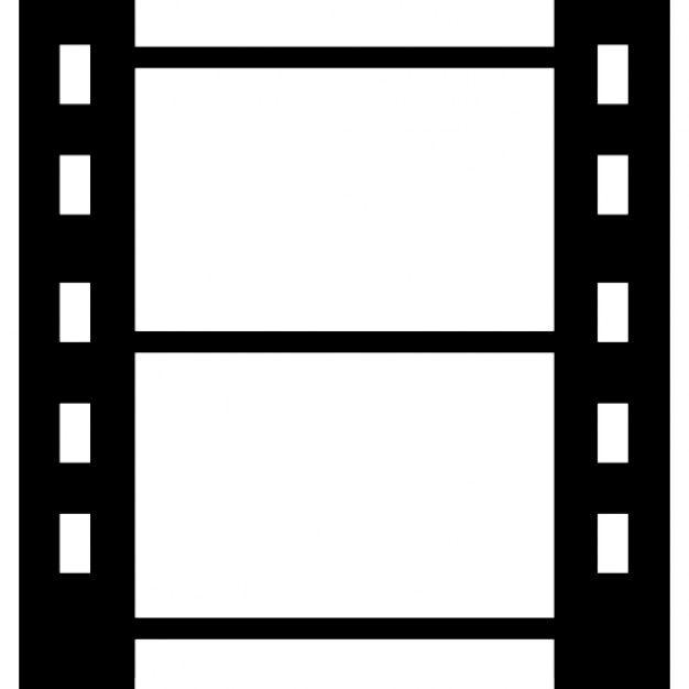 Filmrol, ios 7-interface symbool Gratis Icoon