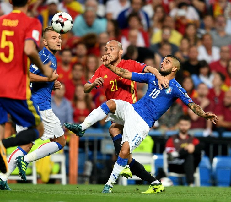 Lorenzo Insigne's Brother Blasts Italy Manager After He Plays Napoli Star Out Wide Against Spain - Sports Illustrated