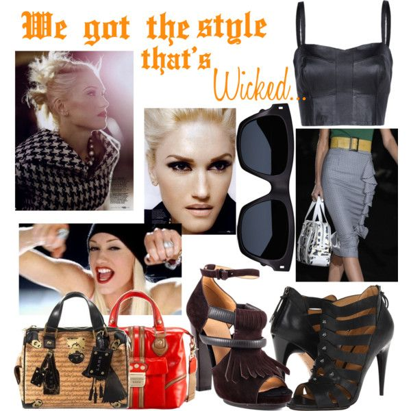 """""""We got the style that's Wicked..."""" by caryvanessa on Polyvore"""