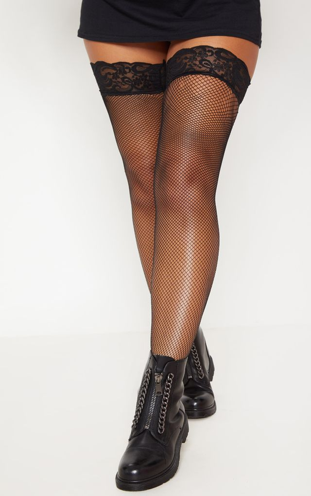 Variety Ladies Fishnet Tights Fancy Dress Party Accessory
