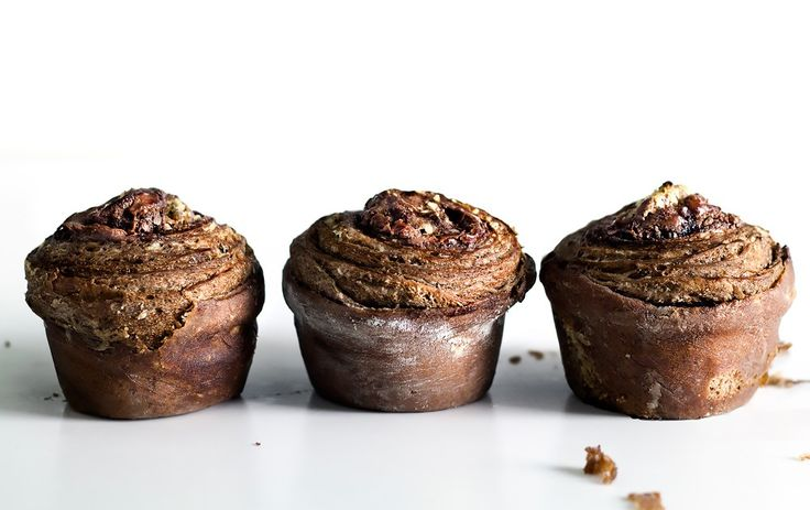 """""""Easy"""" Laminated Nutella Morning Buns. Time- and labor-intensive, but potentially worth the effort..."""