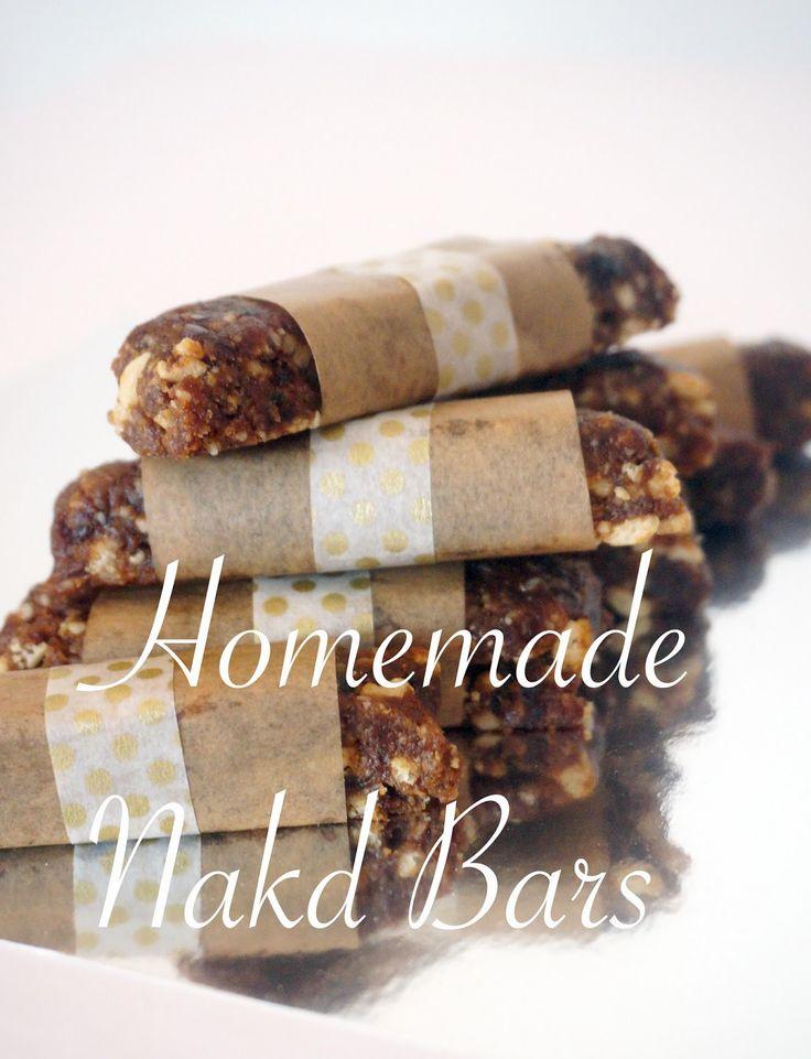meg-made: Homemade Nakd Bars (Larabars) | Make-me Food | Pinterest