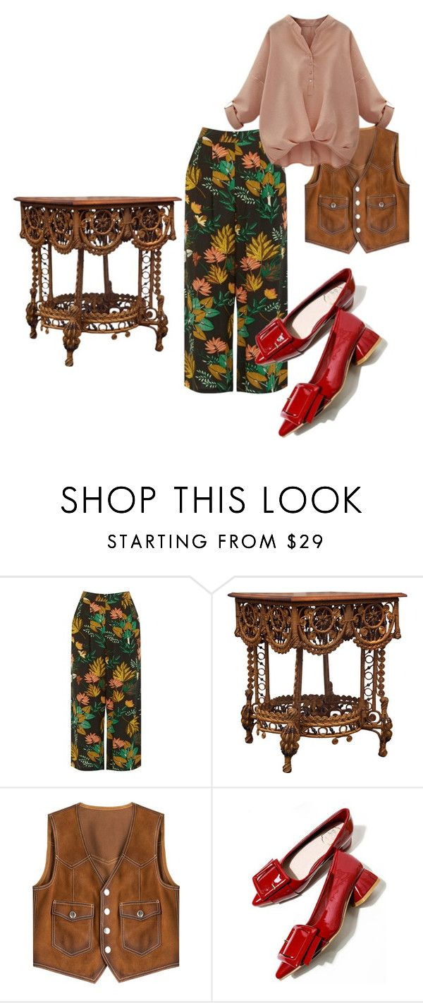"""""""Untitled #179"""" by kstew90 on Polyvore featuring Warehouse and Dsquared2"""