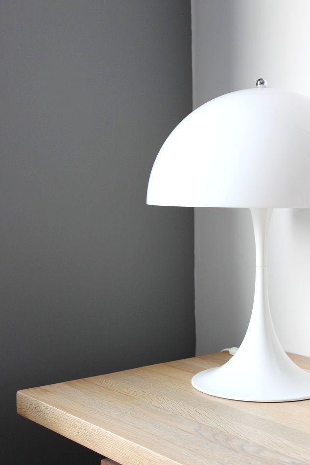 Panthella Lamp by Verner Panton