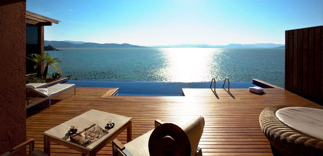 Ponta dos Ganchos Exclusive Resort Santa Catarina Brazil