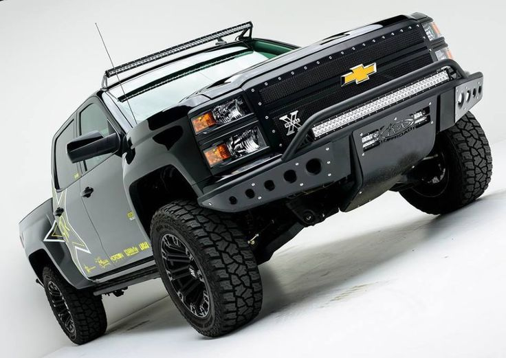 Give your Truck the ultimate face lift with our Stealth Front Bumper. These are the toughest Silverado Bumper you can buy. Click to find out why now!