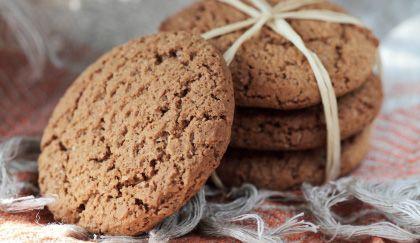 Biscotti di quinoa senza burro