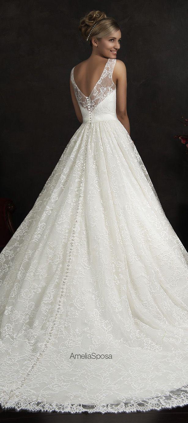 Wedding dresses for large busts   best Dresses images on Pinterest  Bridal collection