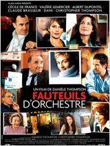<3<3 Fauteuils d'Orchestre by Danièle Thompson, 2006 ( Cécile de France, Valérie Lemercier, Albert Dupontel, Laura Morante)