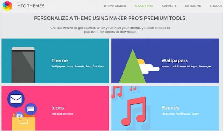 htc-themes-1 HTC quiere que personalices tú móvil con la plataforma HTC Themes