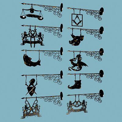 Medieval Guild Signs medieval guild symbols...
