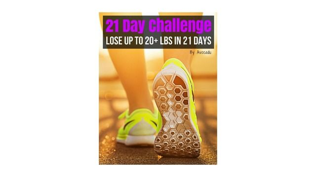 Thank You 21 Day Fat Loss Challenge
