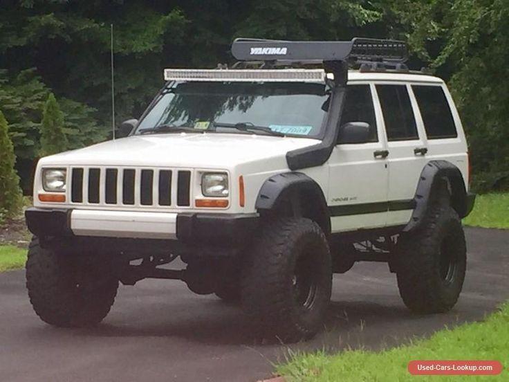 2000 Jeep Cherokee #jeep #cherokee #forsale #canada