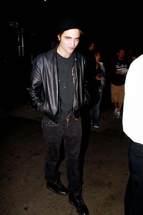 ROB PATTINSON EM LA (2008) | Hollywood News
