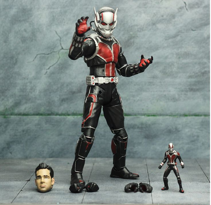 Marvel Superhero Ant-Man Action Figure Toy Baby Dolls //Price: $51.80 & FREE Shipping //     #actionfigure