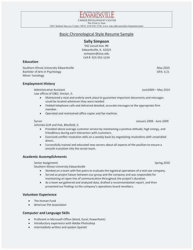 Resume High School Template Beautiful High School Graduate Resume Examples Inspirational Resume Template