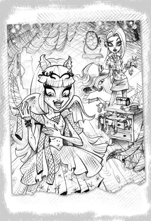 671 best Monster High images on Pinterest  Monsters Monster high