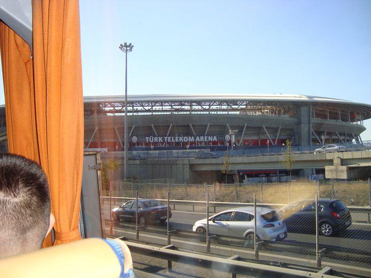 ISTANBUL STADIUM  2013
