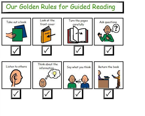 Boardmaker Share For My Classroom Guided Reading