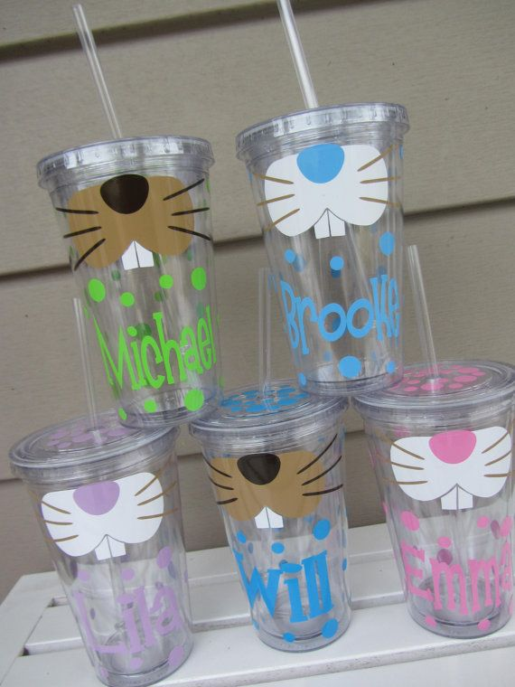 Best Personalized Cups  Water Bottles Images On Pinterest - Best vinyl for cups