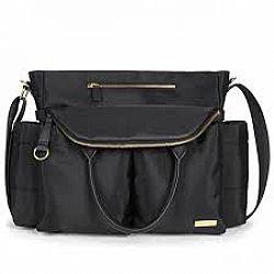 Τσάντα μαμάς Chelsea Black
