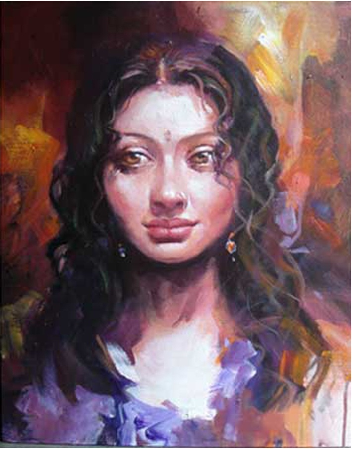 203 best Indian artists images on Pinterest | Indian ...
