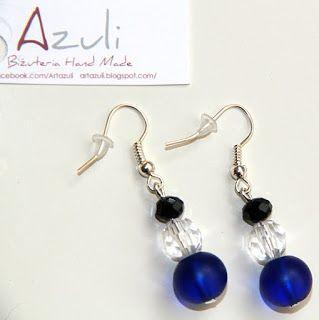 Azuli biżuteria z pasją: Letnie kolczyki