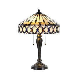 Ein unglaubliches Sortiment an Tiffany Lampen – in jedem Design. Von der Tisch- bis zur Stehlampe. Die schönste Kollektion zum besten Preis.