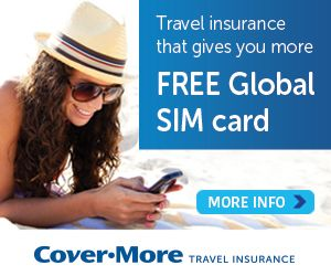 As one of Australia's largest travel insurance providers, over 1 million Australians buy Cover-More Travel Insurance every year. We have operations in Australia, New Zealand and the UK. Cover-More administers more travel insurance sales, medical assessments and claims than any other provider in Australia.