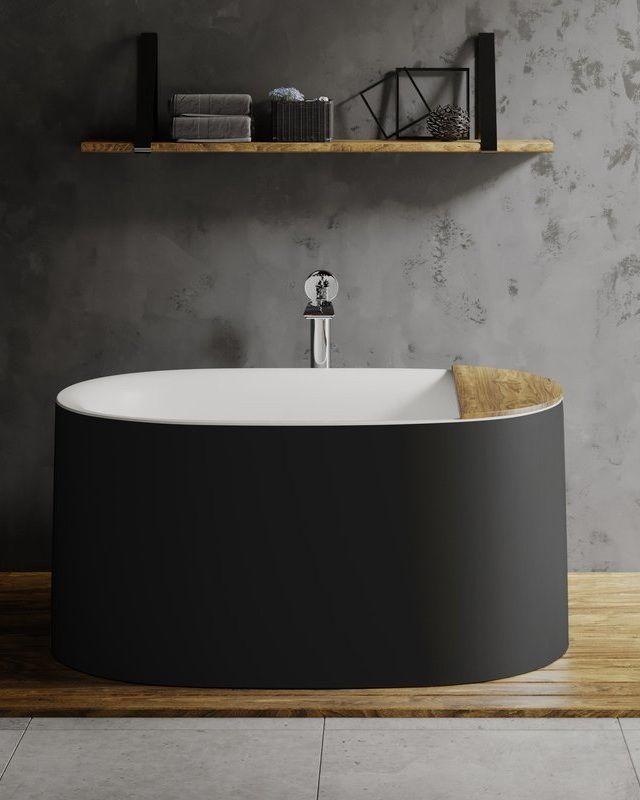 Colored Bathtubs In 2020 Small Bathtub Stone Bathtub Soaking Bathtubs