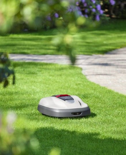 At £1,990 or £2,235, the Miimo from Honda (IN257) may change fewer lives but it will be a big change. The company guarantees that its first domestic robot will entirely liberate owners from lawn-mowing drudgery. Unique tricks are slowing to cut long grass more efficiently, coping with slopes of up to 24 degrees without veering or slipping, and blades that bend rather than shatter on hitting something hard.