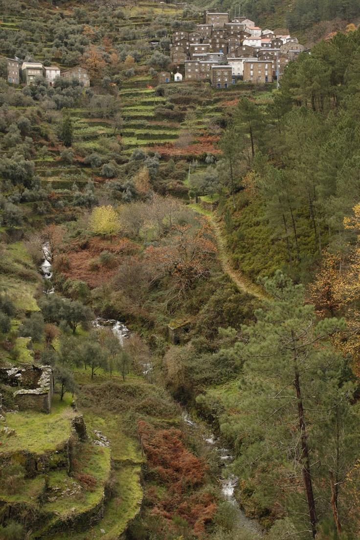 Aldeias Históricas de Portugal | Historical Villages of Portugal - Piodão #shale_village #Portugal