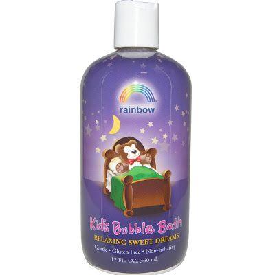 Rainbow Research Sweet Dreams сладкие сны детская пена для ванной 12 жидких унций (360 мл) #iherb #айхерб #здоровье #красота #купить #полезно #натурально