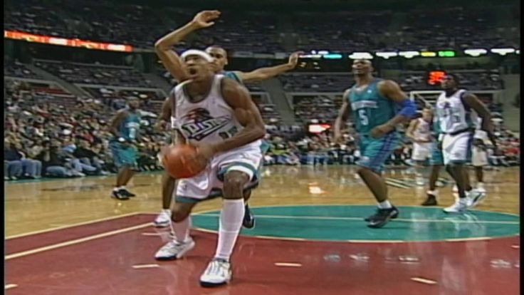 1996 NBA Draft 20th Anniversary: Jerome Williams
