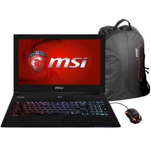 MSI GS60 2QD-602TR i7-4720HQ 8GB 1TB 15.6 W8.1