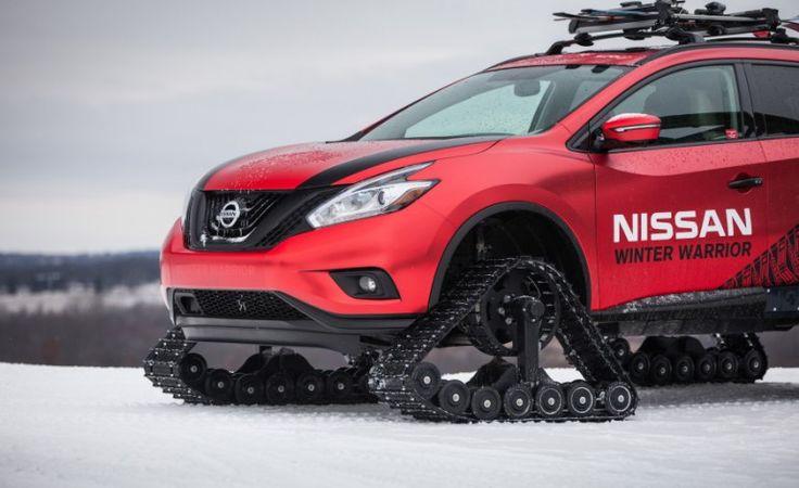 Nissan Winter Warrior – zimowy wojownik nadchodzi - XMOON.PL